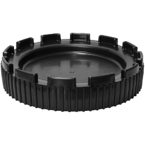 Veko JPP U-KOSH-50, čierny, širokohrdlý