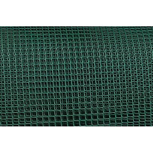 Pletivo Alpinet.SGE 1000/10x10 mm, L-25 m, oko, zelené, plast
