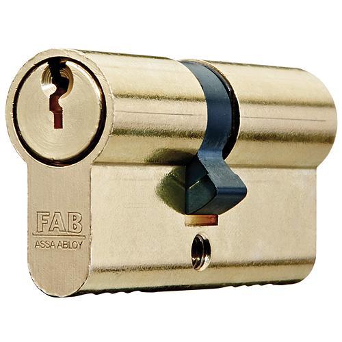 Vlozka FAB 100D, spoločný kľúč