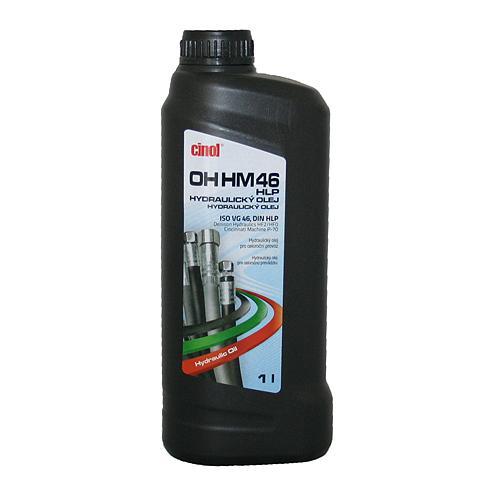 Olej Dexoll OH HM 46, 1 lit, do štiepačiek