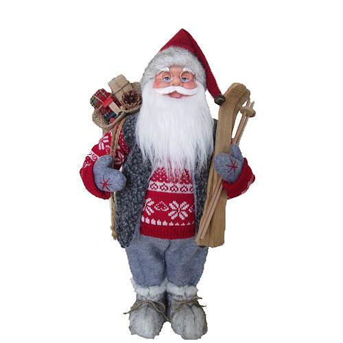 Santa stojaci, 45 cm, s lyžami