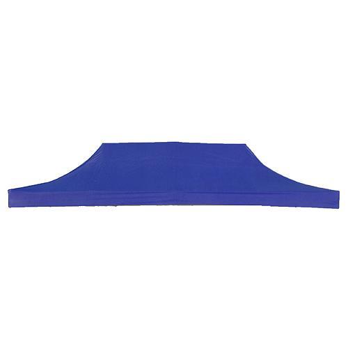 Platno ELVIS, modré, na strechu