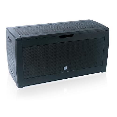 Krabica Rato, 1190x480x600 mm, antracit, úložná