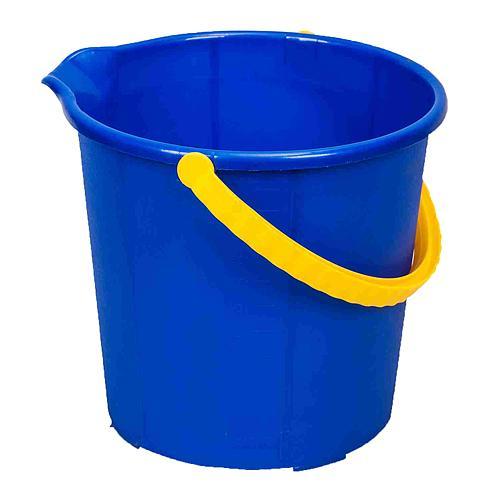 Vedro Neco Secchio 10 lit, modré, s výlevkou