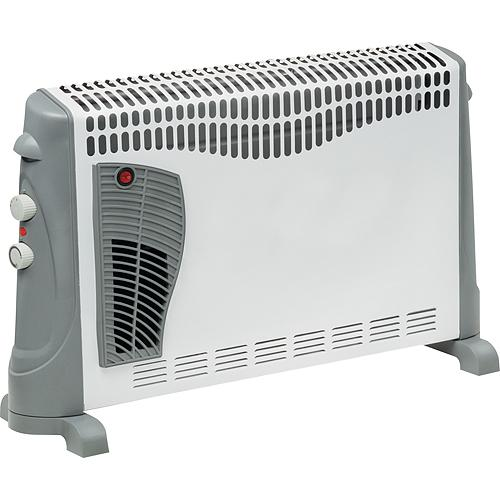 Konvektor Strend Pro EO-008.T, 2000/1250/750W, 230V, +Turbo (ventilátor)