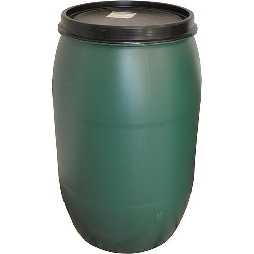 Barel Pannon ENC11604, 120 lit, 395 mm, zelený, obruč