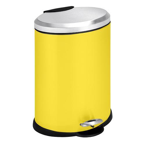 Kos Easyhome SA-430, 05 lit, žltý, s pedálom, na odpad