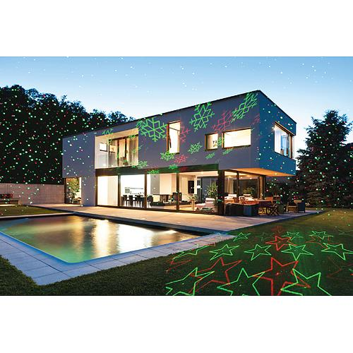 Laser MagicHome Xm413, Star shower, IP44