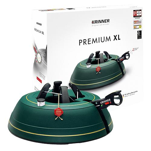 Stojan KRINNER Premium XL, 3.0 m, 4.0 lit, na stromček