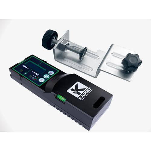 Detektor KAPRO® 894-04, GREEN, zelený lúč, diaľkový príjimač