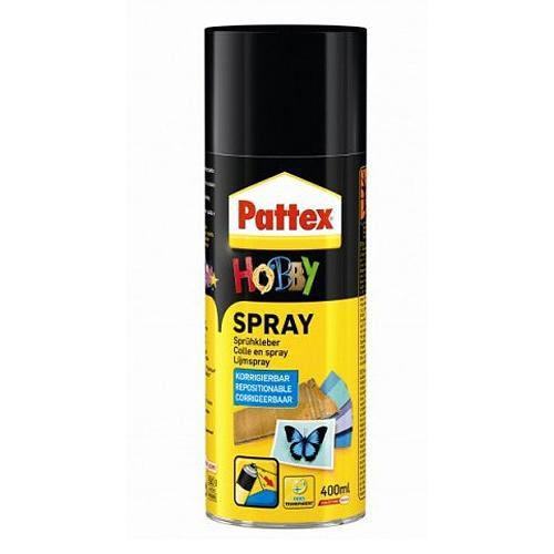 Lepidlo Pattex® Power spray Permanent, 400 ml