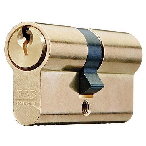 Vlozka FAB 50D/30+30, 3 kľúče, stavebná