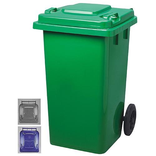Nadoba Strend Pro GB4, 240 lit, zelená, na odpad