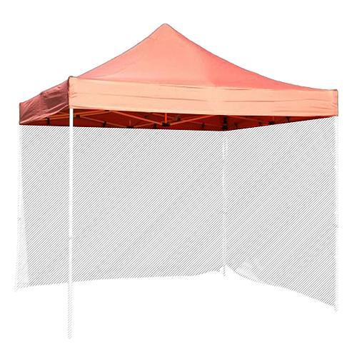 Strecha FESTIVAL, červená, pre stan, UV odolná