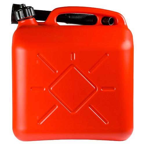 Kanister HOLECZECH 20 lit, na PHM, červený