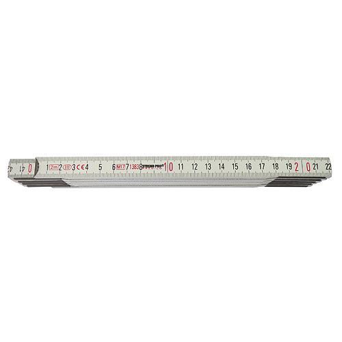 Meter STREND PRO WR105, 1 m, drevený, skladací