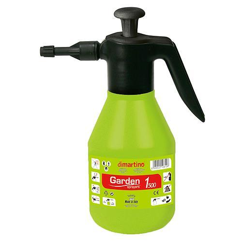 Postrekovac dimartino® GARDEN 1500, 1.30/1.50 lit, 2 bar, 60°, NBR, tlakový