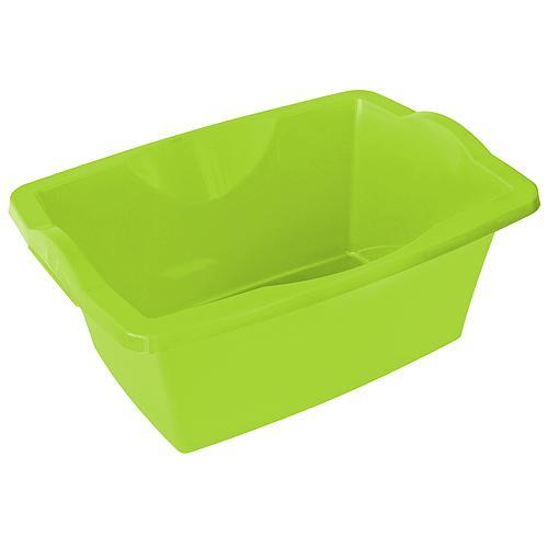 Vandlik ICS C155010, 10 lit, zelený, hranatý
