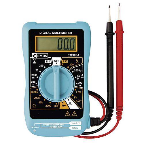 Multimeter EMOS EM320A