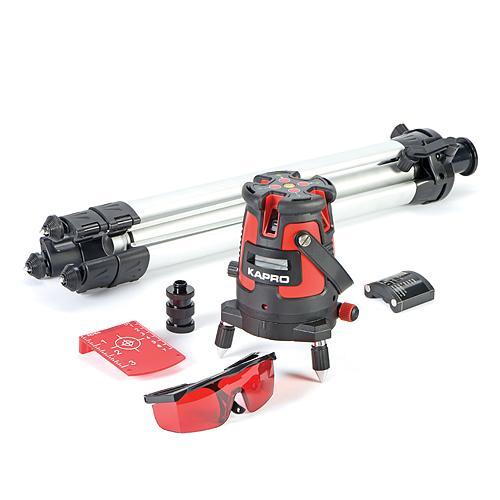 Laser KAPRO® 875S Prolaser®, Beamfinder™, RedBeam