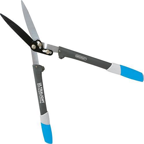 Noznice AQUACRAFT® 370392, na živý plot, NYglass/SoftGrip, PowerPlus 30%