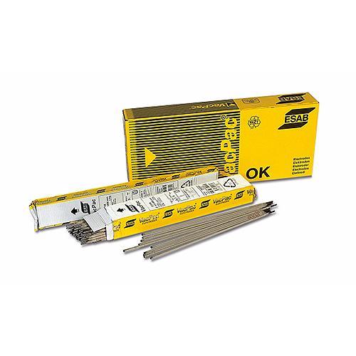 Elektrody ESAB OK 48.00 4,0/450 mm, 6.2 kg, 86 ks, 3 bal.