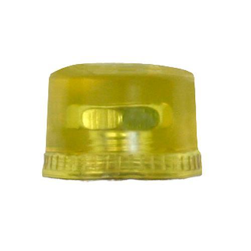 Hlava Strend Pro HS0215, silikón, žltá