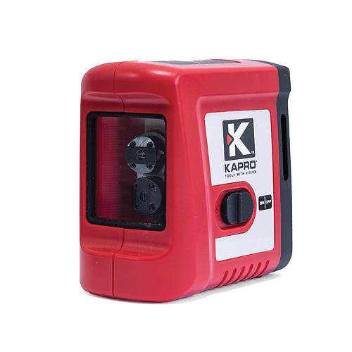 Laser KAPRO® 862 Prolaser® Cross, RedBeam