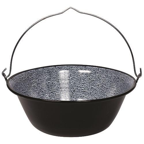 Kotlik Piknik 10,0 lit, smalt, 0360 mm