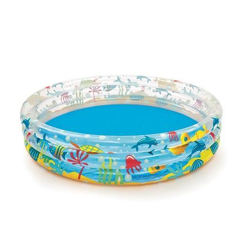 Bazénik Bestway® 51004, Deep Dive 3, detský, 152x30 cm, nafukovací