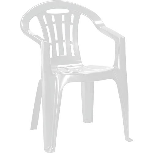 Stolicka Curver® MALLORCA, biela