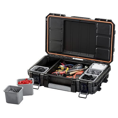 Box Keter® 17200380, Pro GEAR Organizer, 56x35x16 cm, na náradie