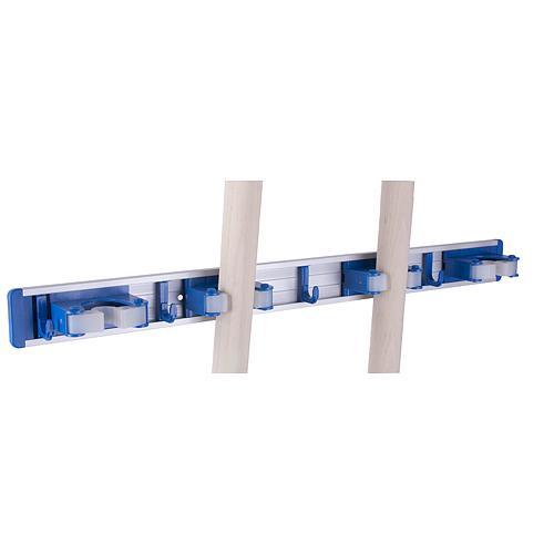 Drziak TT5039, na náradie, násady, Alu, plast, 4 pozície, 2-3 cm