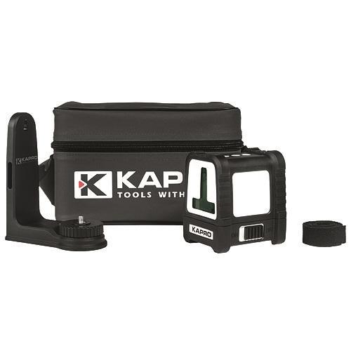 Laser KAPRO® 870G VHX Prolaser® VIP, GreenBeam, IP65