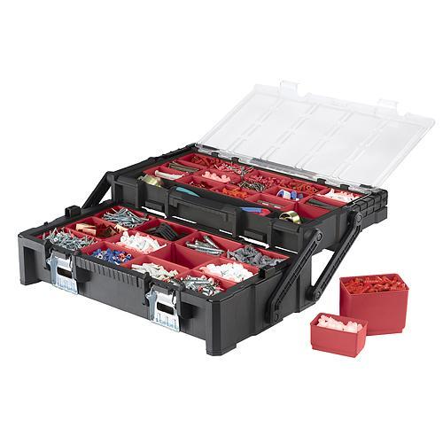 Box Keter® Cantilever Organizer 22, 57x30x16 cm, na náradie