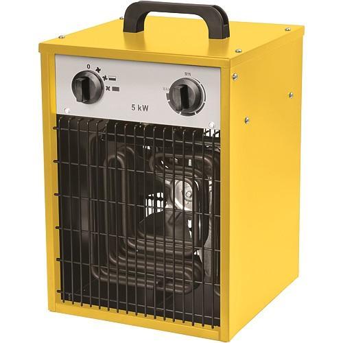 Ohrievac STREND PRO IFH02-50H, 400 V, max. 5 kW, elektrický