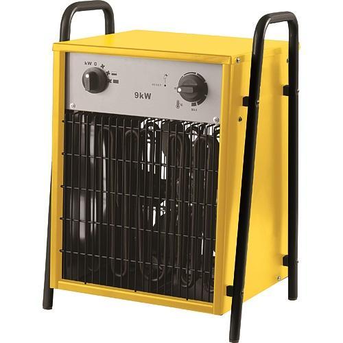 Ohrievac STREND PRO IFH03-90-G, 400 V, max. 9 kW, elektrický