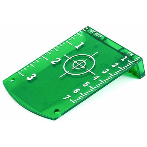 Terc KAPRO® 845G Laser Target, pre zelený laser