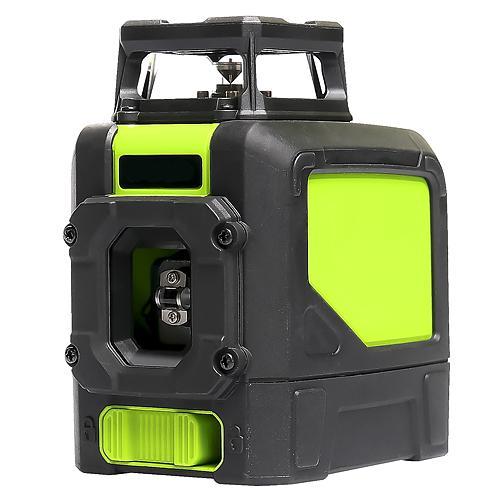 Laser STREND PRO INDUSTRIAL 901CG, krížový + 360°, zelený