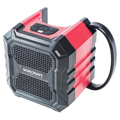 Reproduktor Worcraft CBTS-S20Li, 20V, Bluetooth, AUX, 1x USB vstup