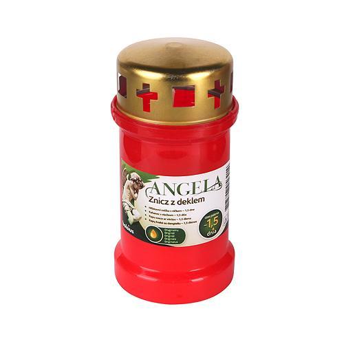 Napln bolsius Angela 36HD červená, olej