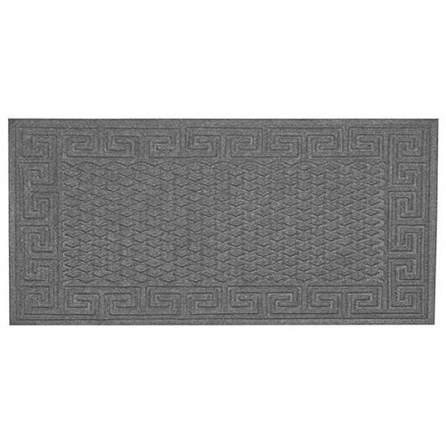 Rohozka MagicHome CBM 031, Greece, 60x40 cm, Gray, economy