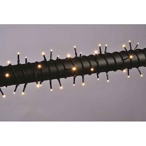 Reťaz MagicHome , 230V, 13,9m, 140 LED teplá biela