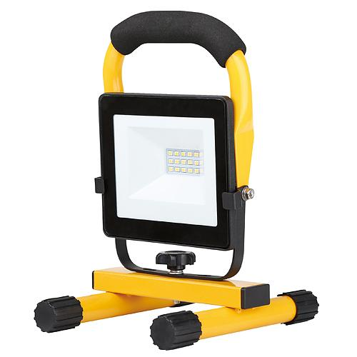 Reflektor Worklight SMD LED BL2-D3, 10W, 800 lm, kábel 1.8 m, IP65