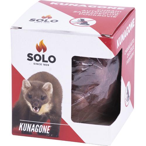 Odpudzovač SOLO KUNAGONE, prípravok proti kunám a iným zvieratám