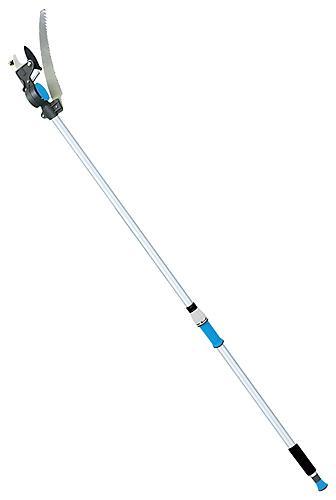 Noznice AQUACRAFT® 320146, univerzálne, 200cm teleskop, na konáre, 2in1, noznice, pilka