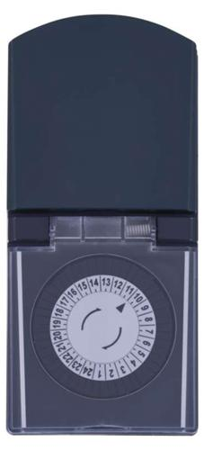 Casovac EMOS P5508, IP44, spínacia, časovač