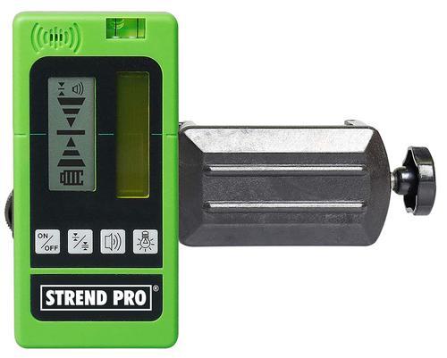 Detektor STREND PRO, GREEN, zelený lúč, diaľkový príjimač