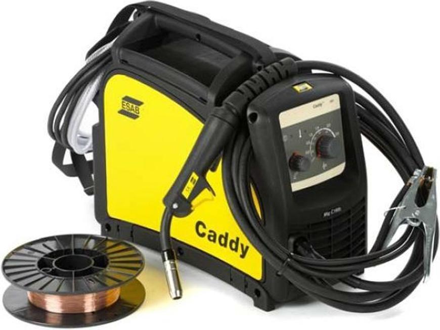 Zvaracka ESAB Caddy™ Mig C160i