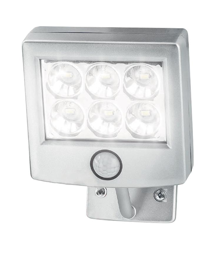 Svietidlo Strend Pro SL6277, 6x LED, senzor pohybu, 150 lm,